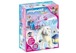 Playmobil Yeti with Sleigh (9473)