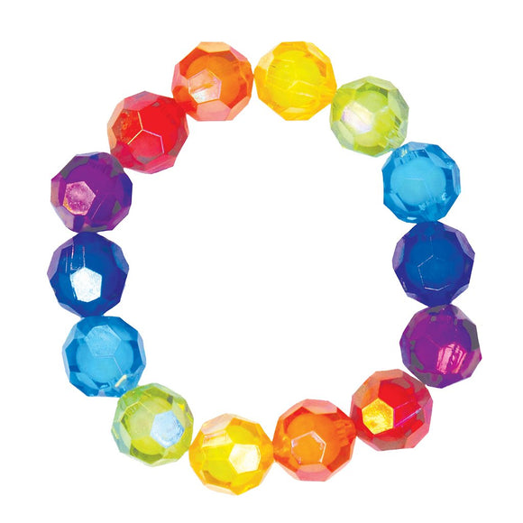 Great Pretenders Chunky Bobbly Multicoloured Bracelet
