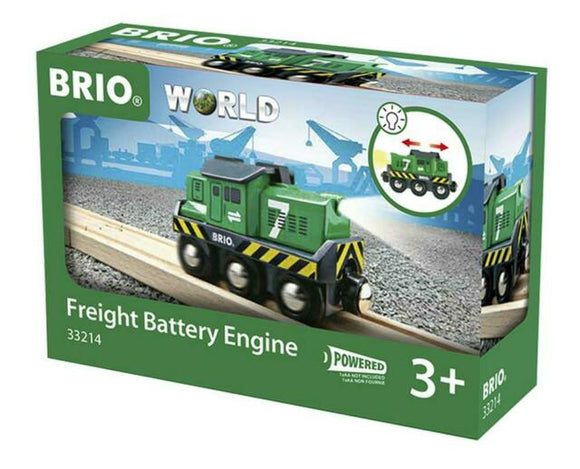 BRIO Freight Battery Engine
