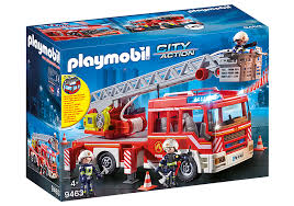 Playmobil Fire Ladder Unit (9463)