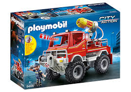 Playmobil Fire Truck (9466)