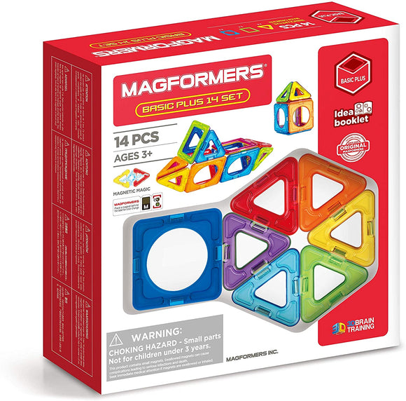 Magformers 14 pieces