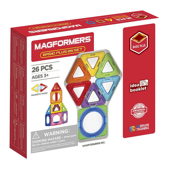 Magformers 26 pieces