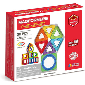 Magformers 30 pieces