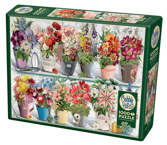 Cobble Hill Beaucoup Bouquet 1000 pc