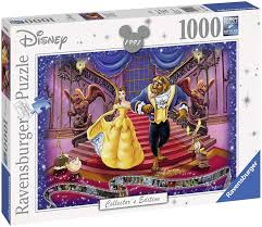 Ravensburger Beauty and the Beast puzzle 1000 pc