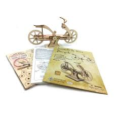 Pathfinders Leonardo da Vinci Bicycle