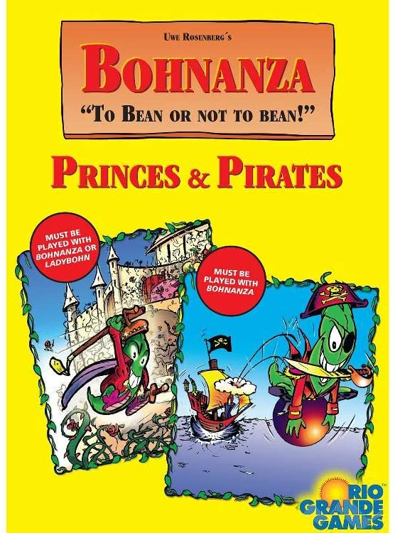 Bohnanza Princess & Pirates