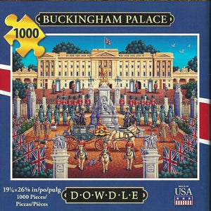 Dowdle Buckingham Palace 1000pc