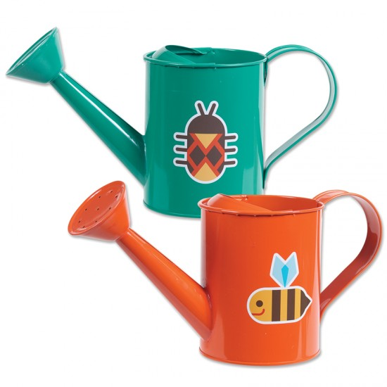 Beetle & Bee watering can