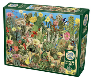 Cobble Hill Cactus Garden 1000 pc