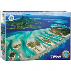 Eurographics Coral Reef 1000 pc