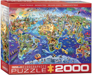 Eurographics Crazy World 2000 pc