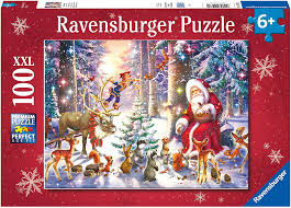 Ravensburger Christmas in the Forest 100pc