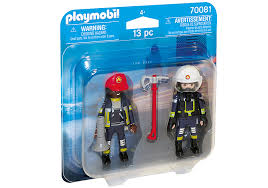 Playmobil Rescue Firefighters 70081