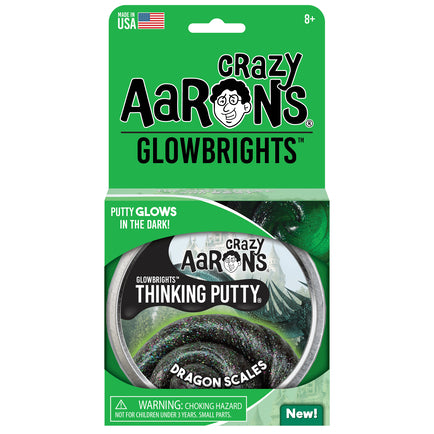 Aarons Thinking Putty Dragon Scales