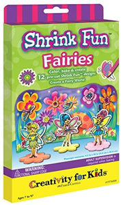 Creativity for Kids Shrink Fun Fairies