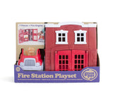 Green Toys Firestation Playset