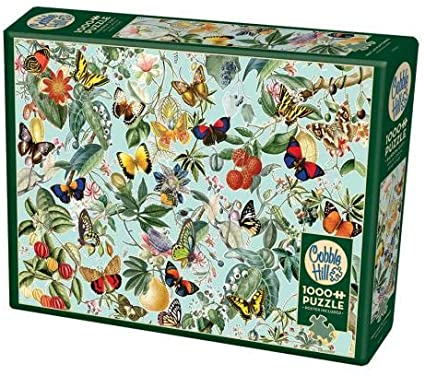 Cobble Hill Fruit and Butterflies 1000 pc