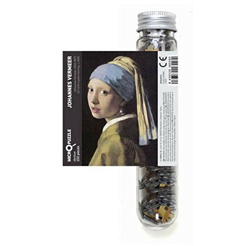 Londji Micropuzzle Girl with the Pearl Earring 100 pc