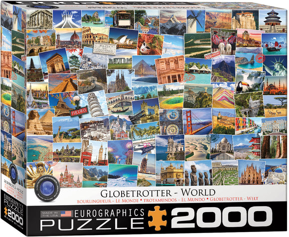 Eurographics Globetrotter World 2000 pc