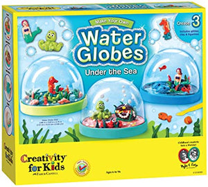 Creativity for Kids Make Your Own Water Globes