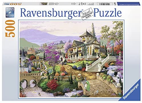Ravensburger Hillside Retreat 500 pc