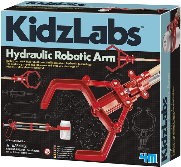 Kidzlabs Hydraulic Arm