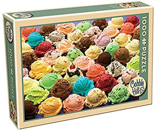 Cobble Hill Ice Cream 1000 pc