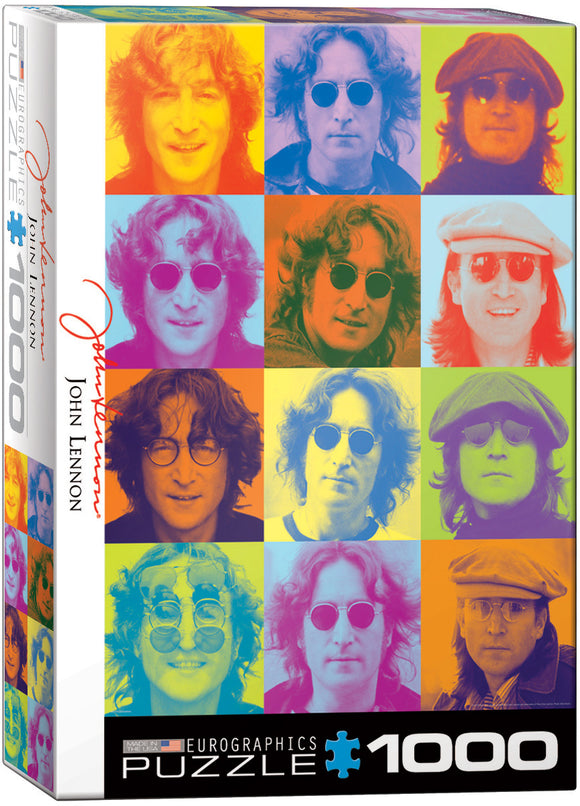 Eurographics John Lennon 1000 pc