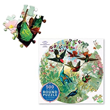 Eeboo Hummingbirds 500 pc