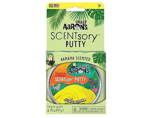 Aarons Thinking Putty Scentsory Jungaloha