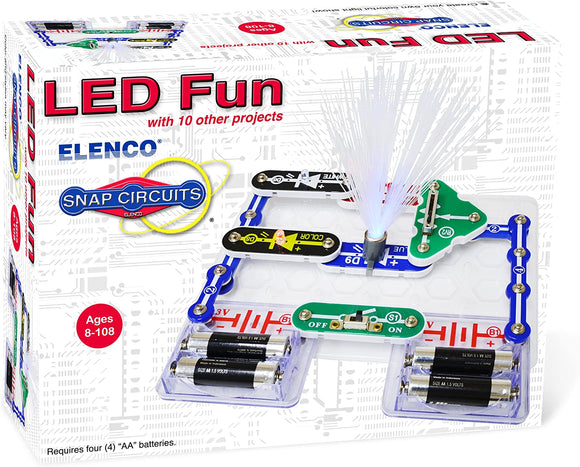 Snap Circuit LED Fun