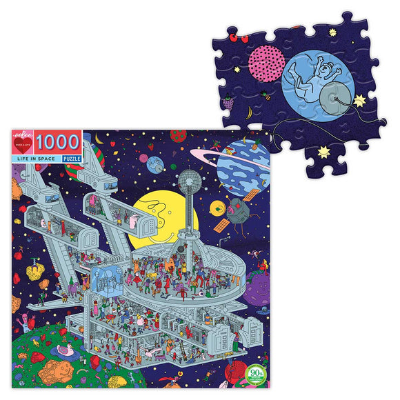 Eeboo Life in Space 1000 pc