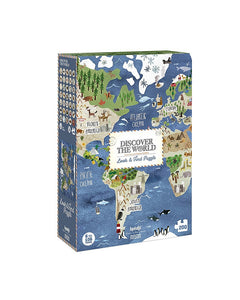 Londji Discover the World 200 pc