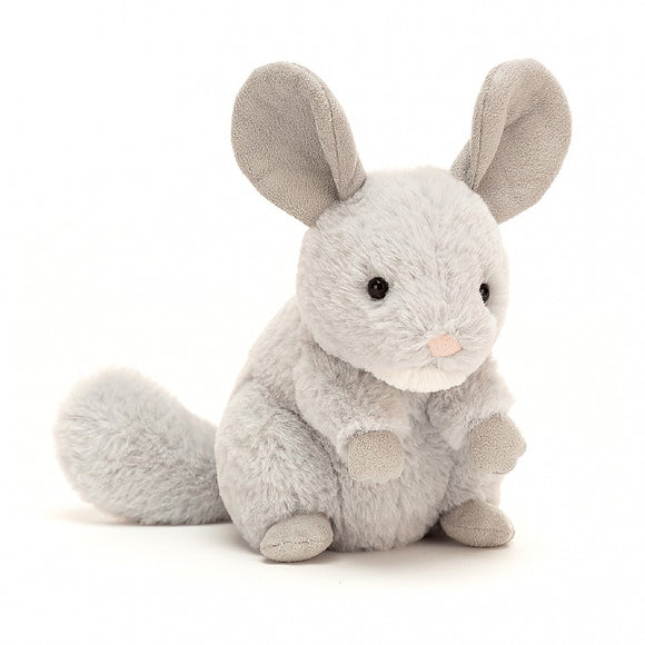 Jellycat Cheeky Misty Chinchilla