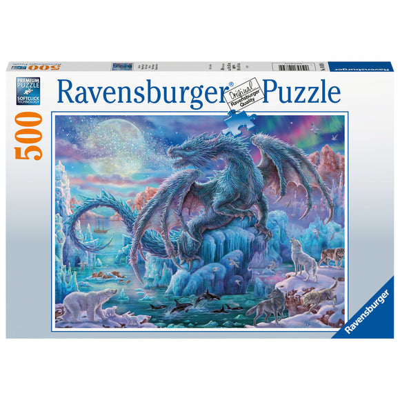 Ravensburger Mystic Dragons 500 pc