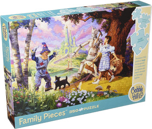 Cobble Hill Family puzzle The Wizard of Oz 350 pc