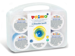 Primo Finger Paints 6 pack