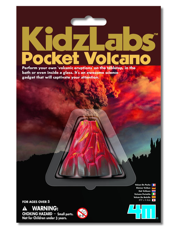 Kidzlabs Pocket Volcano