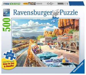 Ravensburger Scenic Overlook 500 pc XL