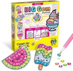 Creativity for Kids Big Gem Sweets