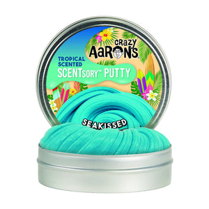Aarons Thinking Putty Scentsory Seakissed