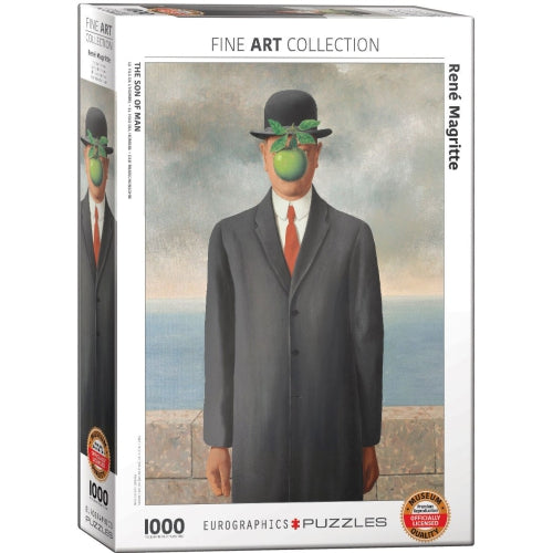 Eurographics The Son of Man 1000 pc