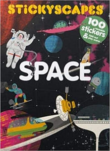 Stickyscapes Space Activity Stickers