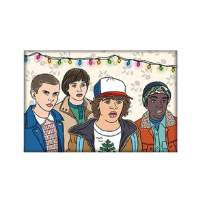 Stranger Things Magnet