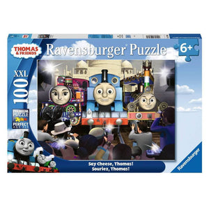 Ravensburger Say Cheese, Thomas 100 pc