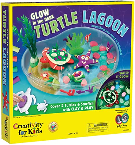 Creativity for Kids Turtle Lagoon