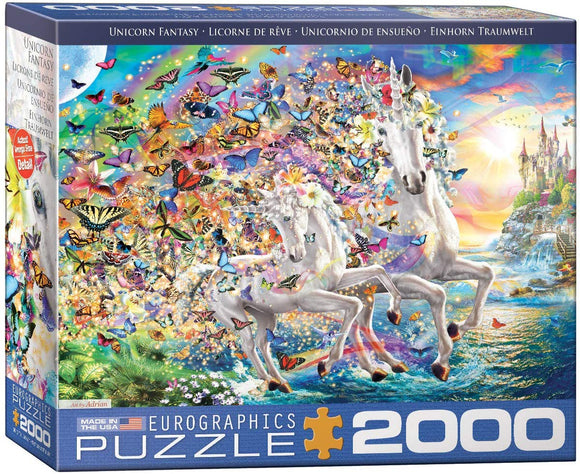 Eurographics Unicorn Fantasy 2000 pc