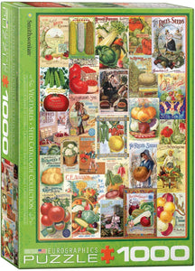 Eurographics Vegetables 1000 pc